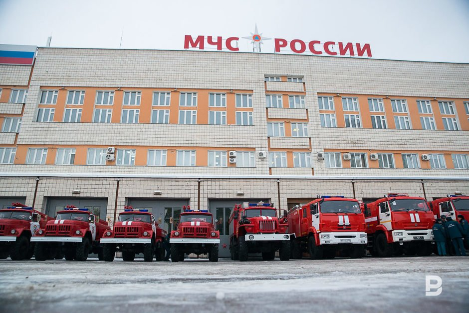 Манеж ГУ МЧС России по Республике Татарстан